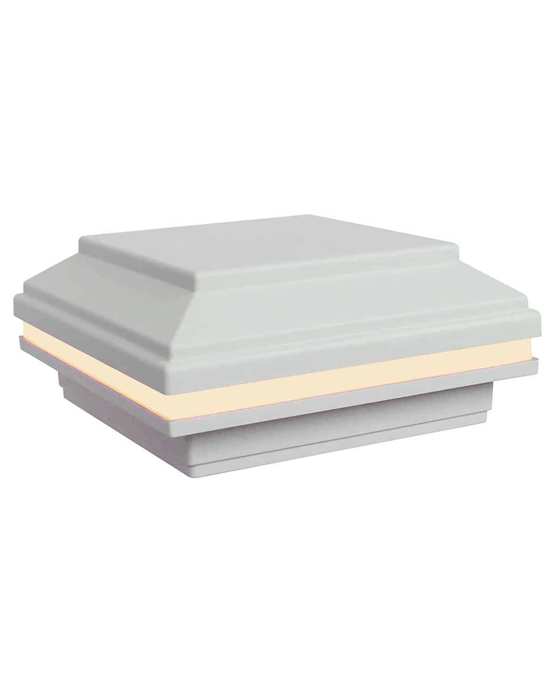 4.5 Inch Deck Post Cap Light